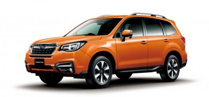 JDM 2016 Subaru Forester – Official