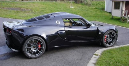 Lotus Exige with BMW M5 V10 Engine Swap (11)