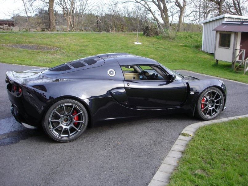 Lotus Exige With Bmw M5 V10 Engine Swap Video Dpccars