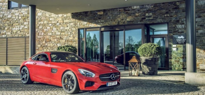 Mercedes-AMG and Kempinski Hotels exclusive & luxurious experience for guest – Video