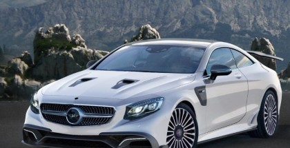 Mercedes-Benz S63 AMG Coupe by Mansory (1)