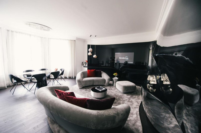 Mercedes Mega Luxury Apartments In London (3)