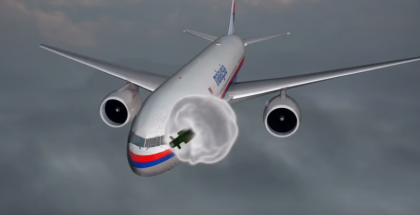 Missile That Shot Down Flight MH17 Animated (1)
