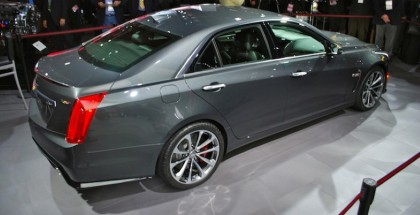 Motor Trend - 2016 Cadillac CTS-V Review (1)
