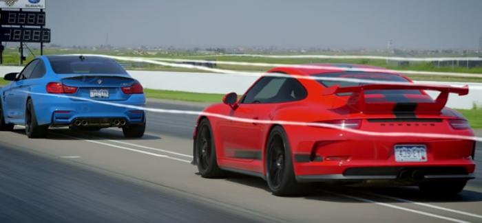 Motor Trend – Know How to Dominate Passing On The Track – Video
