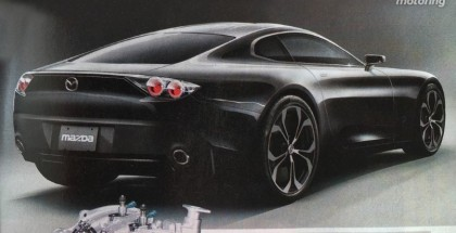 Mystery Mazda Sports Car Concept Could Have A Rotary Engine (2)