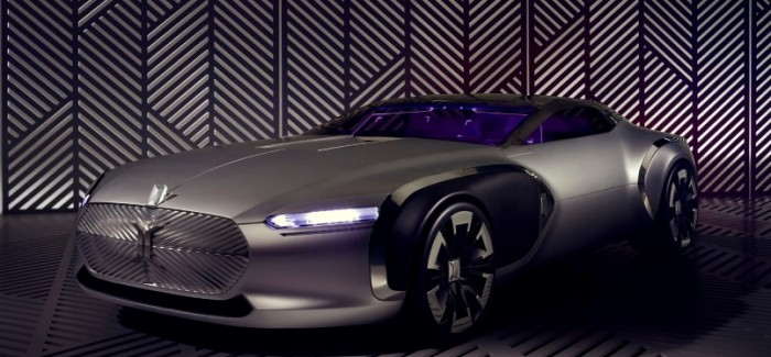 Renault Coupe Corbusier concept photo gallery