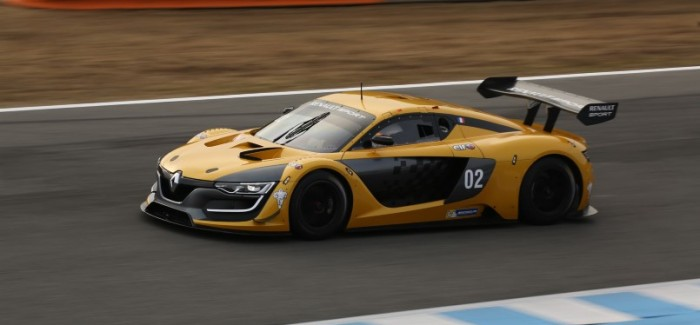 Renault Sport R.S. 01 Gets GT3 Version