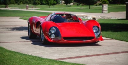 Restored 1967 Ferrari Thomassima II expected to sell for $9 million (11)