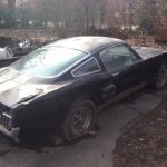 Rotting 1966 Mustang Shelby GT350 H selling for $70,000 (1)