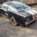 Rotting 1966 Mustang Shelby GT350 H selling for $70,000 (2)