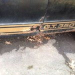 Rotting 1966 Mustang Shelby GT350 H selling for $70,000 (4)