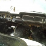 Rotting 1966 Mustang Shelby GT350 H selling for $70,000 (6)