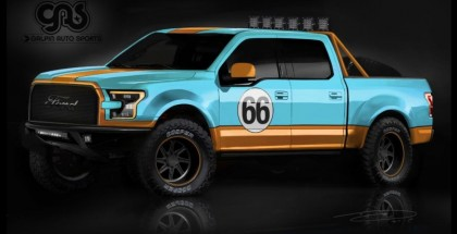 Seven Ford unveils F-150s for SEMA (1)