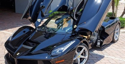 The Only LaFerrari In The US For Sale at $5,000,000 (6)