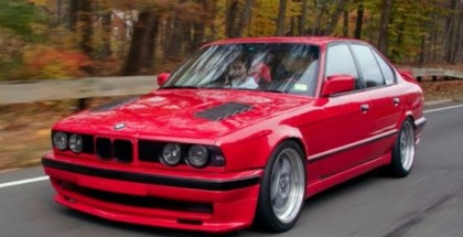TheSmokingTire - 475HP Turbo BMW E34 535i Review