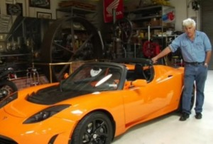 This Is Why Jay Leno Felt Like 'An Idiot' Buying His Tesla (2)