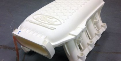 This is how Ford 3D Prints Prototype Parts (3)