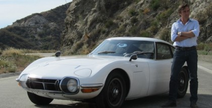 Top Gear - Toyota 2000GT - 50 Years of Bond Cars (1)