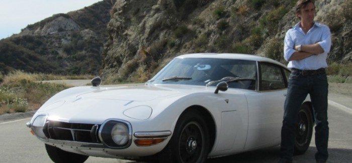 Top Gear Toyota 2000gt 50 Years Of Bond Cars Video