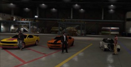 Top Gear created with Grand Theft Auto (2)