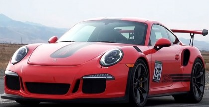 Turn up your volume - Porsche 991 GT3 RS Launch Control (2)