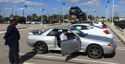 What happen when you take Nissan Skyline GT-R32 To CarMax For an Appraisal (2)