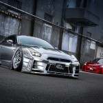 Widebody Nissan GT-R by Kuhl Racing (10)
