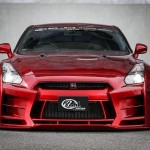 Widebody Nissan GT-R by Kuhl Racing (8)