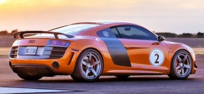 Worlds fastest Audi R8 with 2100+ horsepower – Video