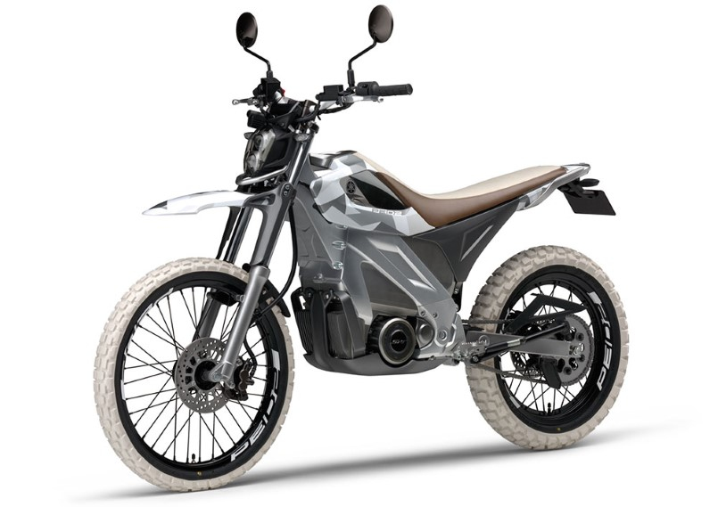 Yamaha motorcycle ped2 electric mountain trail model for Yamaha electric motorcycle