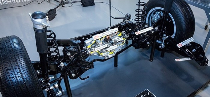 e-Four – 2016 Toyota Prius Has AWD System is only for Japan – Video
