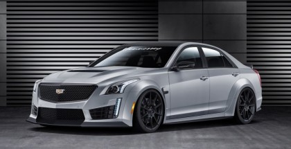1000HP HPE1000 package 2016 Cadillac CTS-V by Hennessey (1)