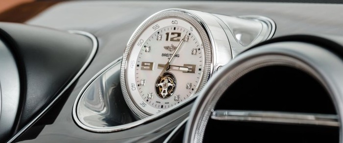 $160,000 Bently Bentayga clock option – Video