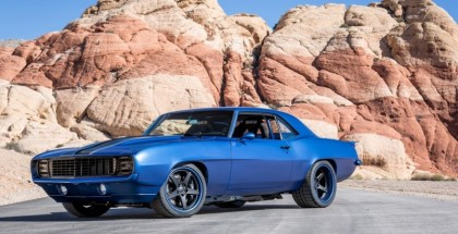 1969 Camaro with 505 bhp LS7 crate engine by CR Supercars (9)