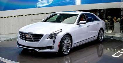 2016 Cadillac CT6 STARTING AT $53,495 and CT6 PLATINUM PRICED FROM $83,465