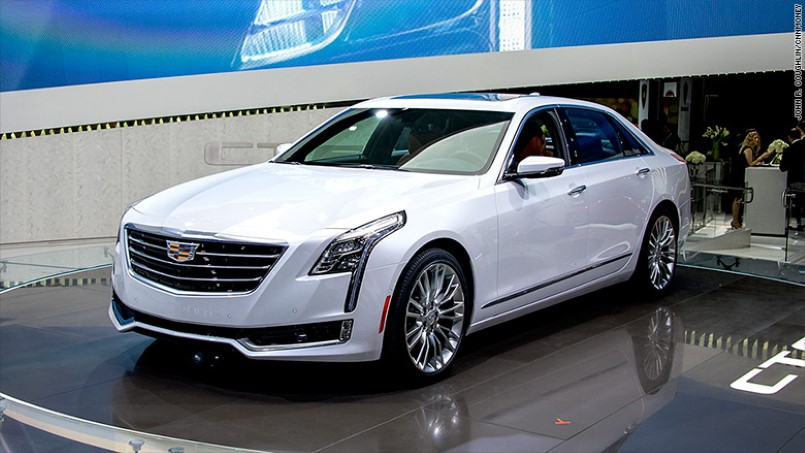 2016 cadillac ct6 starting at 53 495 and ct6 platinum priced from 83 465 dpccars. Black Bedroom Furniture Sets. Home Design Ideas