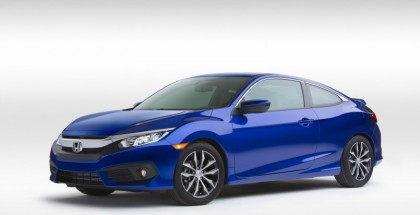 2016 Honda Civic Coupe - Official (9)