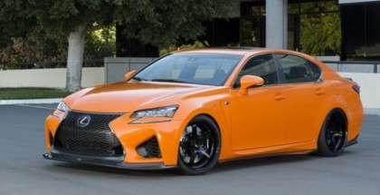2016 Lexus GS F by Gordon (2)
