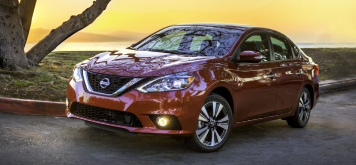 2016 Nissan Sentra – Official