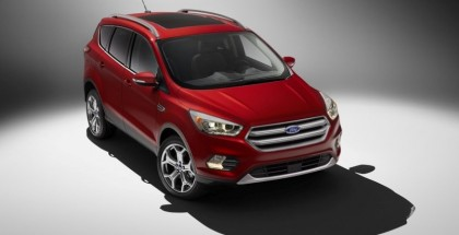 2017 Ford Escape with SYNC 3 and safety tech - Official (11)