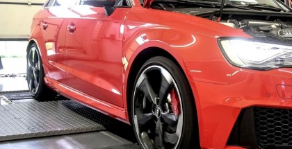 410 PS and 411 lb-ft Audi RS3 by DTE Systems (3)