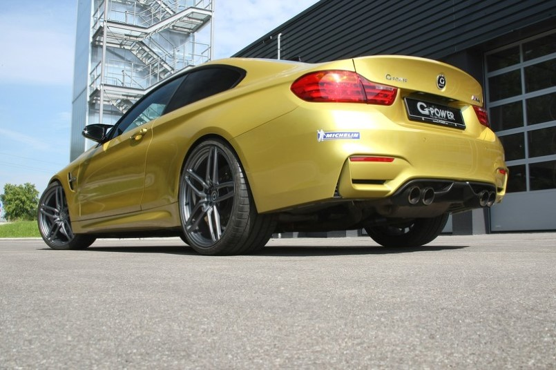 560ps bmw m4 by g power video dpccars. Black Bedroom Furniture Sets. Home Design Ideas