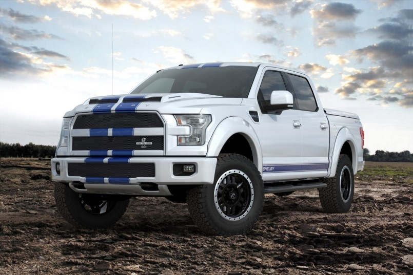 700hp shelby f 150 truck dpccars. Black Bedroom Furniture Sets. Home Design Ideas