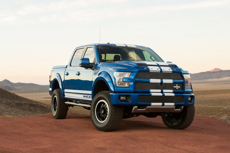 F 150 Shelby >> 700HP Shelby F-150 Truck   DPCcars