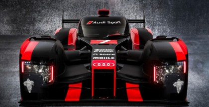 Audi R18 world premiere - Official (5)