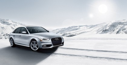 Audi introduces special edition A3 and A4 (2)