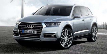 Audi of America announces pricing for the new 2017 Audi Q7