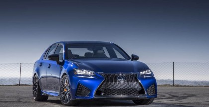 Auto Express - New Lexus GS F review (1)