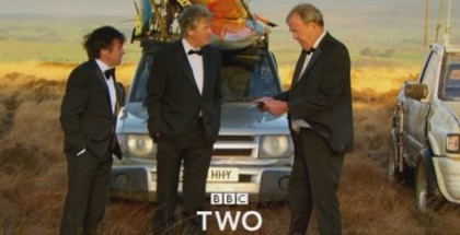 BBC Will Air 2015 Top Gear Christmas Special